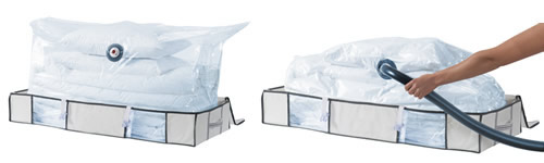 190 litre capacity vacuum storage bag - Compactor