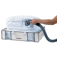 Vacuum Pack Storage Box - 145 Litre