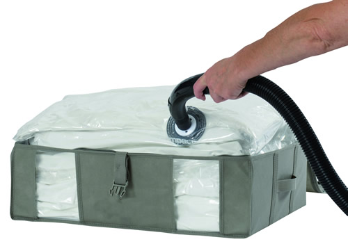108 litre capacity vacuum pack storage bag