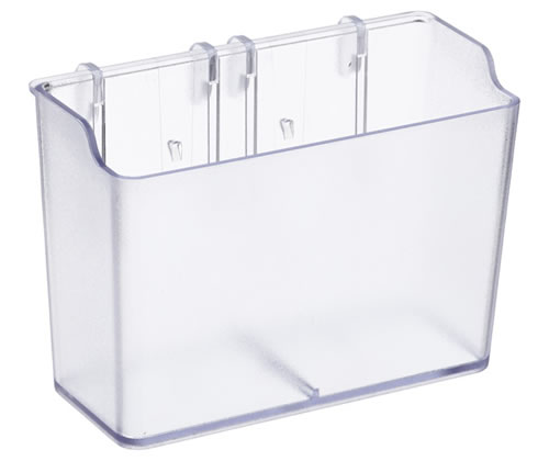 elfa narrow craft storage box