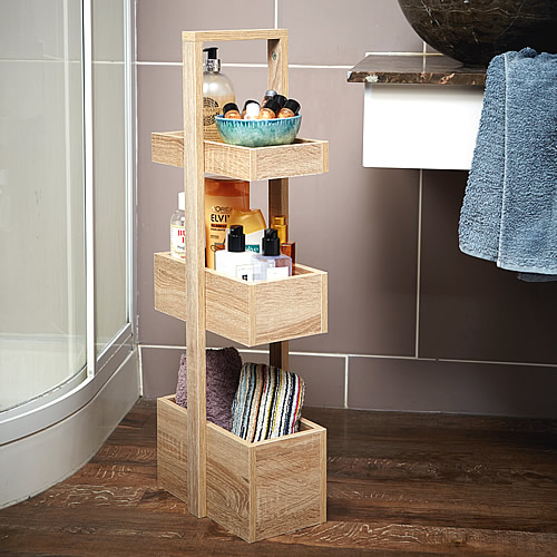3 tier bathroom storage caddy wood effect bathroom bathroom bathroom storage ideas recessed shower caddy