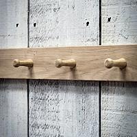 Hambledon 3 Peg Hook Rack