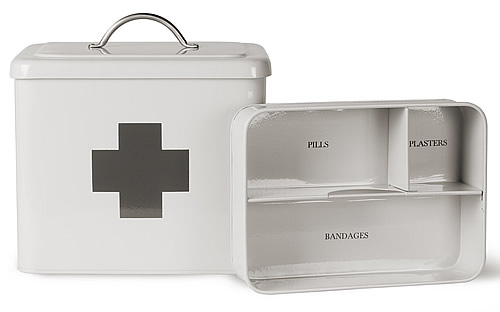 First Aid Tin - Chalk