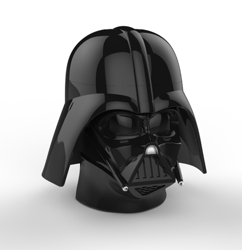 Store Darth Vader Storage Head