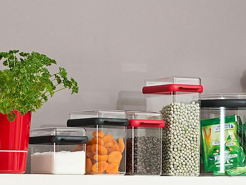 Stora kitchen storage canister