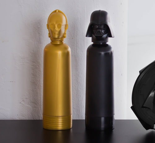 Darth Vader Drinking Bottle