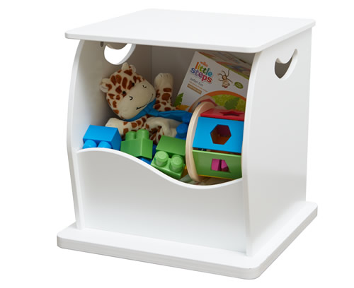 Single Stacking toy storage trunks