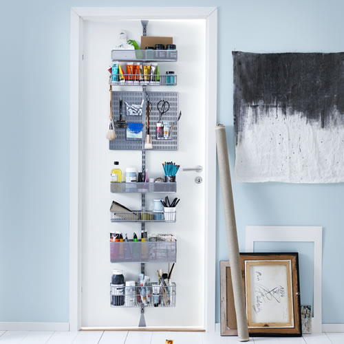 Store Elfa Door Rack Craft Room Best Selling Solution