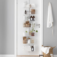 Elfa Door Rack - Bathroom / Laundry Room Best Selling Solution 1
