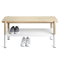 Shoe Storage Bench - Promenade