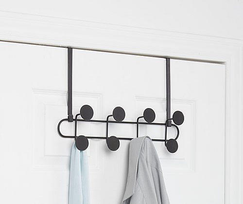 Over door storage hook