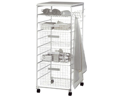 Best selling elfa pantry storage unit