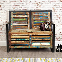 Urban Chic Storage Bench