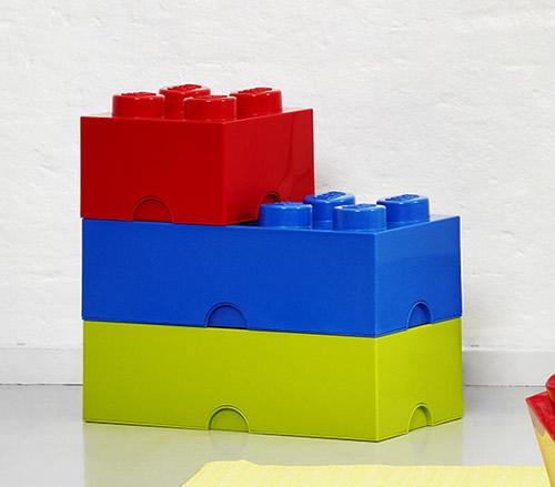 Giant LEGO storage block bundle