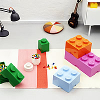 Giant LEGO Storage Blocks - Vibrant Bundle 2