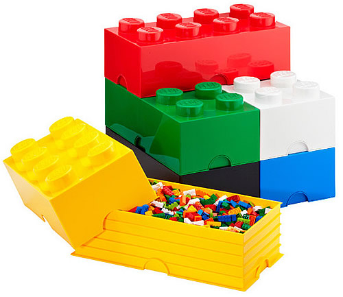 Giant LEGO Storage Blocks - Large Block Bundle