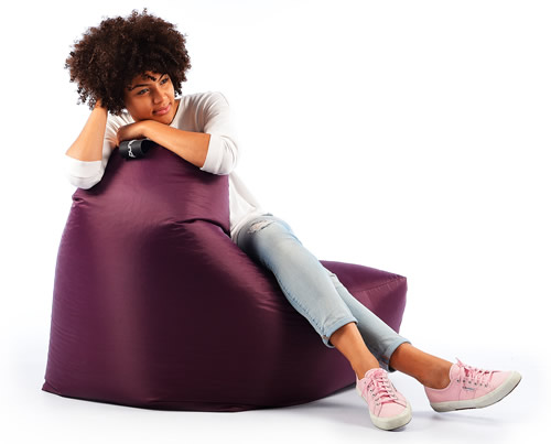 Beanbag crazy extreme lounging beanbag chair