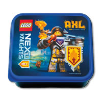 Vintage LEGO Nexo Knights Lunch Box
