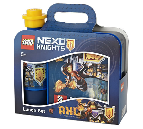 Vintage LEGO Nexo Knights Lunch Set