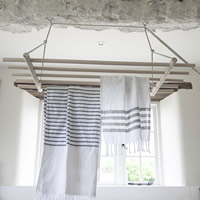 Wooden Ceiling Dryer