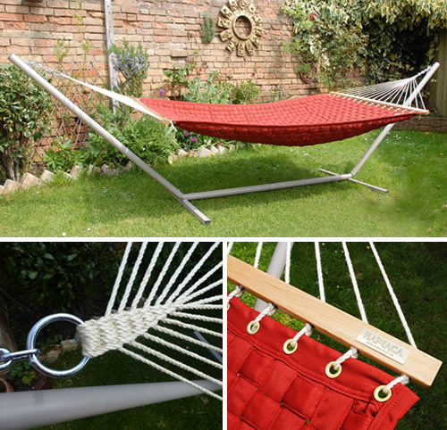Hamaca hammock and stand just like our fatboy hammock