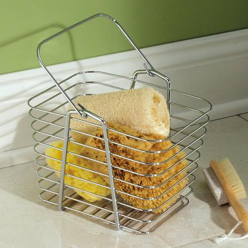 Small Classico bathroom storage basket