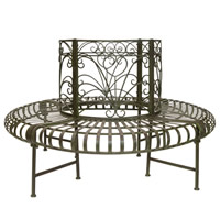 Circular Tree Bench - Lucton
