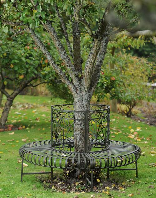 Circular Tree Bench - Lucton