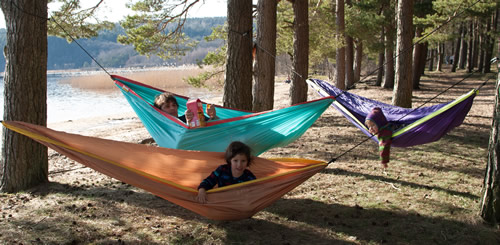 Travel hammock - Hamaca