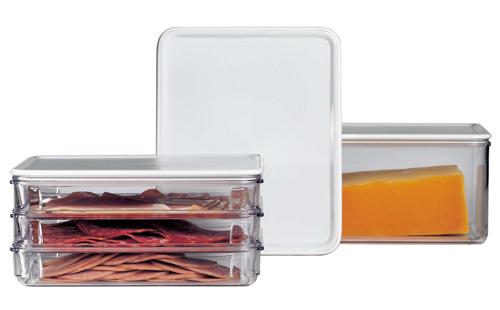 Modul Meat Cuts Storage Box - Red