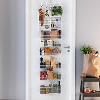 Elfa Door & Wall Rack - Pantry Storage