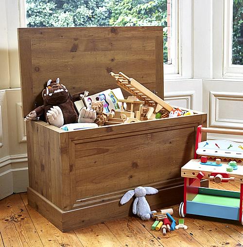 Toy Storage Chest - Montana