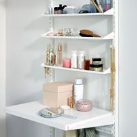 Mini Dressing Table - Best Selling Elfa Solution