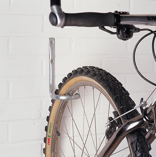 Wheel Hang Bike Rack