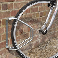 Traditional Hinged Bike Rack