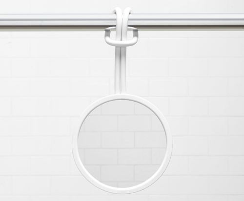 Anti Fog Shower Mirror