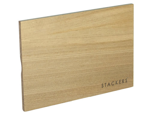 Stackers Classic Wooden Lid
