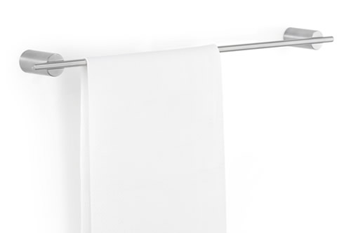 Stainless steel wall mounted towel rail - Duo from Blomus