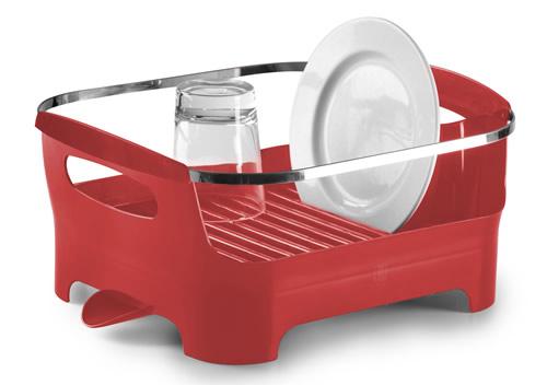 Basin dish rack