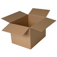5 x Cardboard House Move Boxes