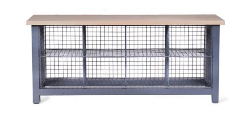 Shoreditch shoe storage locker