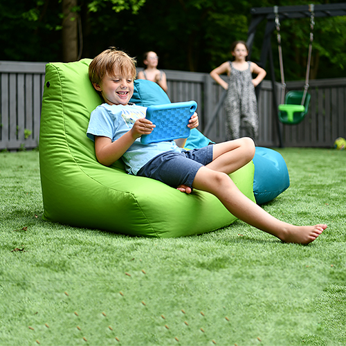 Beanbag Crazy Extreme Lounging kids Mini-B beanbag