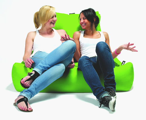 Monster B beanbag from beanbag crazy Extreme Lounging