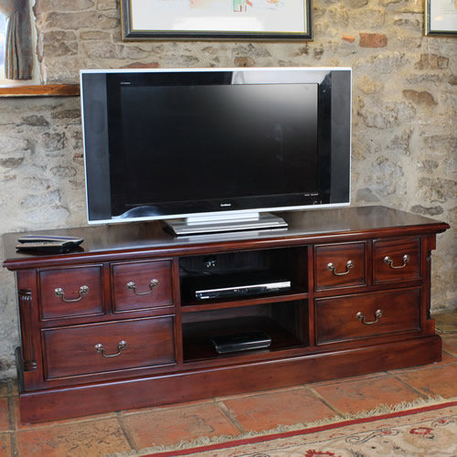 Widescreen TV Cabinet - La Roque