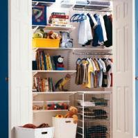 Kids Wardrobe - Elfa Best Selling Solution