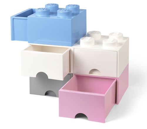 Giant LEGO Storage Brick Drawers