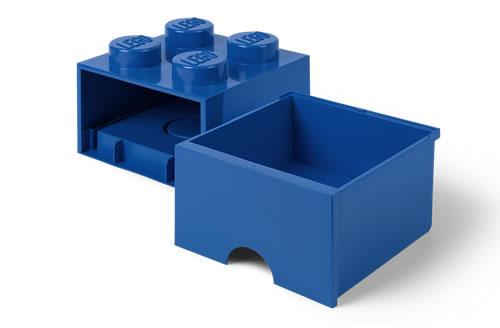 Giant LEGO storage brick drawers