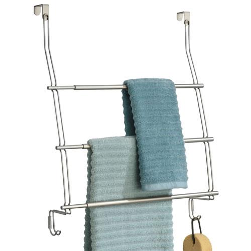 Over door / over shower screen expandable towel rail