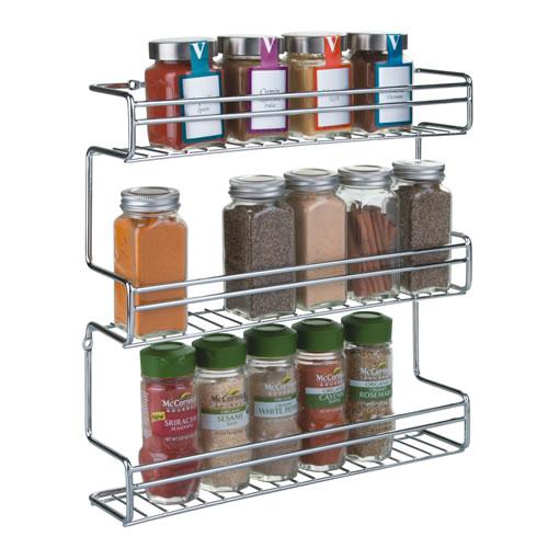Classico Wall Mountable Spice Storage Rack