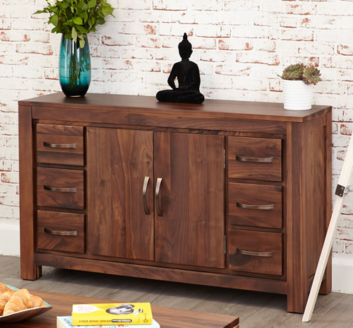 6 Drawer Sideboard - Mayan